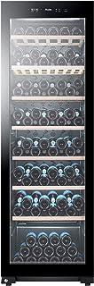Haier WS171GA refroidisseur à vin Autonome Noir 171 bouteille(s) Refroidisseur de vin compresseur A - Cave à vin electriqu...