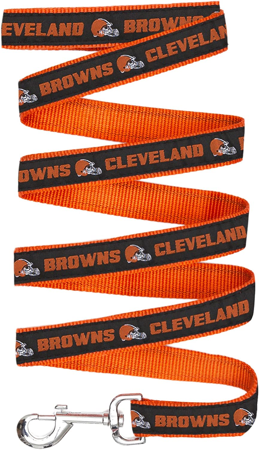 Max 42% OFF Pets Gorgeous First Cleveland Leash Browns