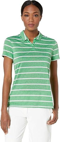 Dry Polo Short Sleeve Stripe