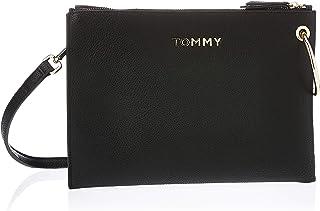 Tommy Hilfiger Clutch for Women-Black