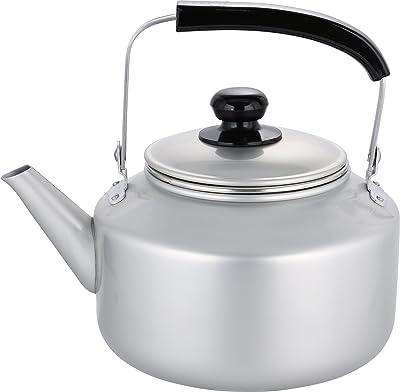 和平フレイズ ケトル お湯 麦茶 悠々茶味 4L ストレーナー付 ガス火専用 アルマイト加工 YR-7595
