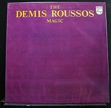 Demis Roussos - The Demis Roussos Magic - Lp Vinyl Record