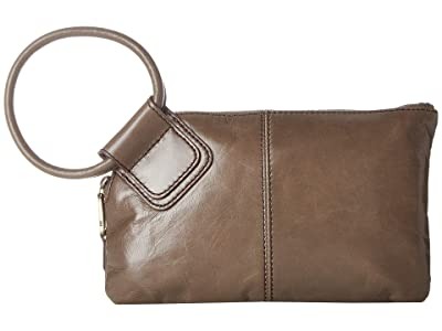 Hobo Sable (Shadow) Clutch Handbags
