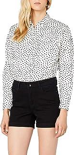5222399c62c1 Amazon.es: Negro - Pantalones cortos / Mujer: Ropa