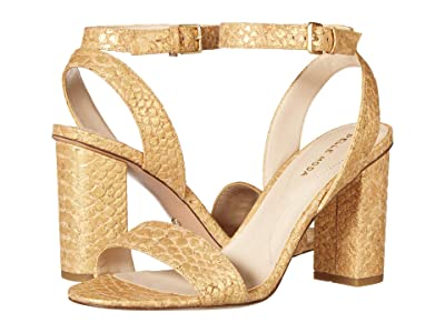 Pelle Moda Zia (Gold) Women