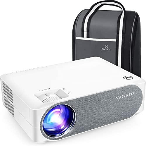 "VANKYO Performance V630 Native 1080P Full HD Projector, 300"" LED Projector w/ ±45° Electronic Keystone Correction, Co..."