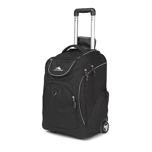 2e33507e17d0 High Sierra Powerglide Wheeled Laptop Backpack