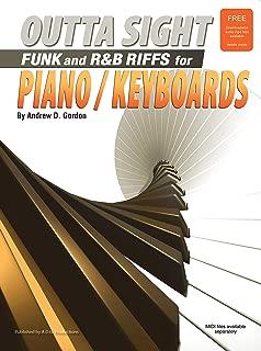 funky keyboard riffs