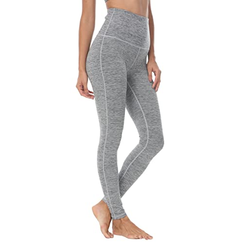 089c2057a9ecd QUEENIEKE Women Yoga Legging Power Flex High Waist Running Pants Workout  Tights