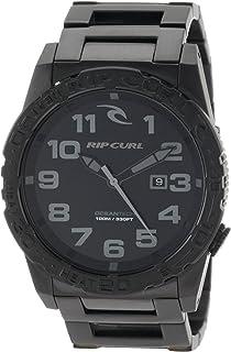 Rip Curl Men's A2467-MID Cortez Two XL Midnight SSS Stainless-Steel Sport Bezel Watch