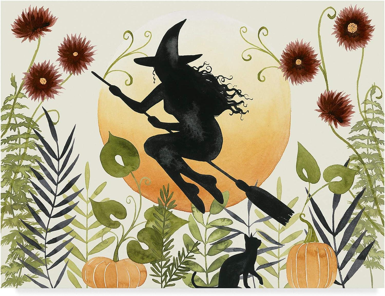 Trademark Fine Art The Witchs Garden I by Grace Popp, 14x19