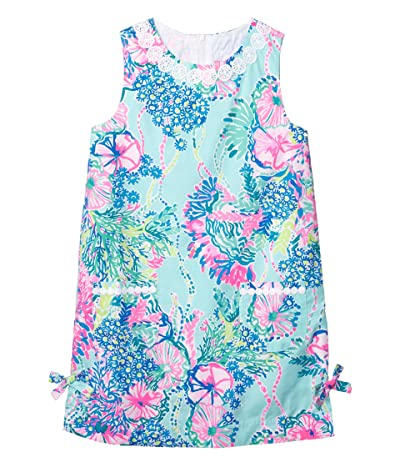 Lilly Pulitzer Kids Little Lilly Classic Shift Dress (Toddler/Little Kids/Big Kids) (Multi Beach You To It) Girl
