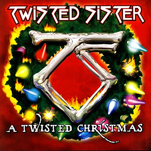 a twisted christmas by twisted sister on amazon music. Black Bedroom Furniture Sets. Home Design Ideas