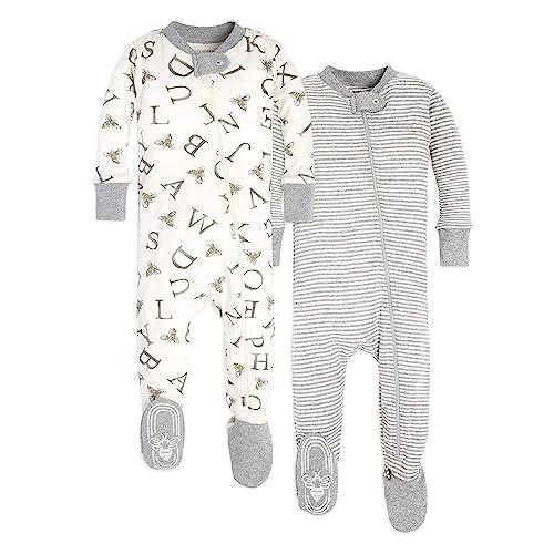 Newborn Boy Pajamas with Mittens  Amazon.com 7063ab152
