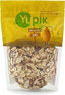 Yupik Almonds, Organic Natural Sliced, 1 lb