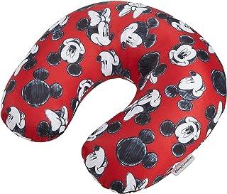 Samsonite Global TA Disney Microbead Oreiller de Voyage, 32 cm, Rouge (Mickey/Minnie Red)