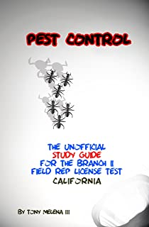 The Unofficial Study Guide for the Branch II Field Rep License Test: California