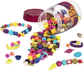 B. Toys - (275-PCS) Pop Snap Bead Jewelry - DIY Jewelry Kit For Kids