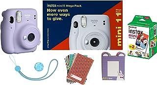 Fujifilm Instax Mini 11MegaPack (Lilac Purple)