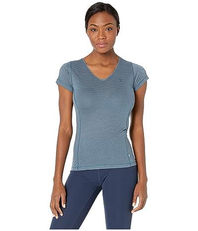 Fjallraven Dasy T-Shirt (Dusk) Women