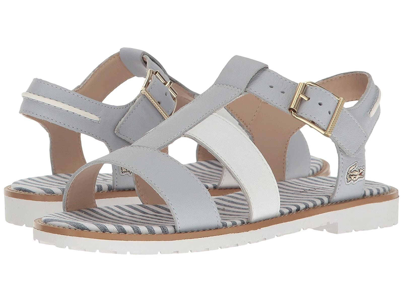 Lacoste Kids Jardena Sandal 217 1 (Little Kid/Big Kid)Cheap and distinctive eye-catching shoes