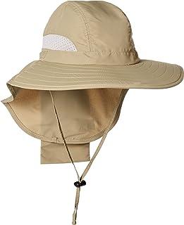 San Diego Hat Co. - Sombrero para Hombre de 4 Pulgadas con Panel de ventilación de Malla