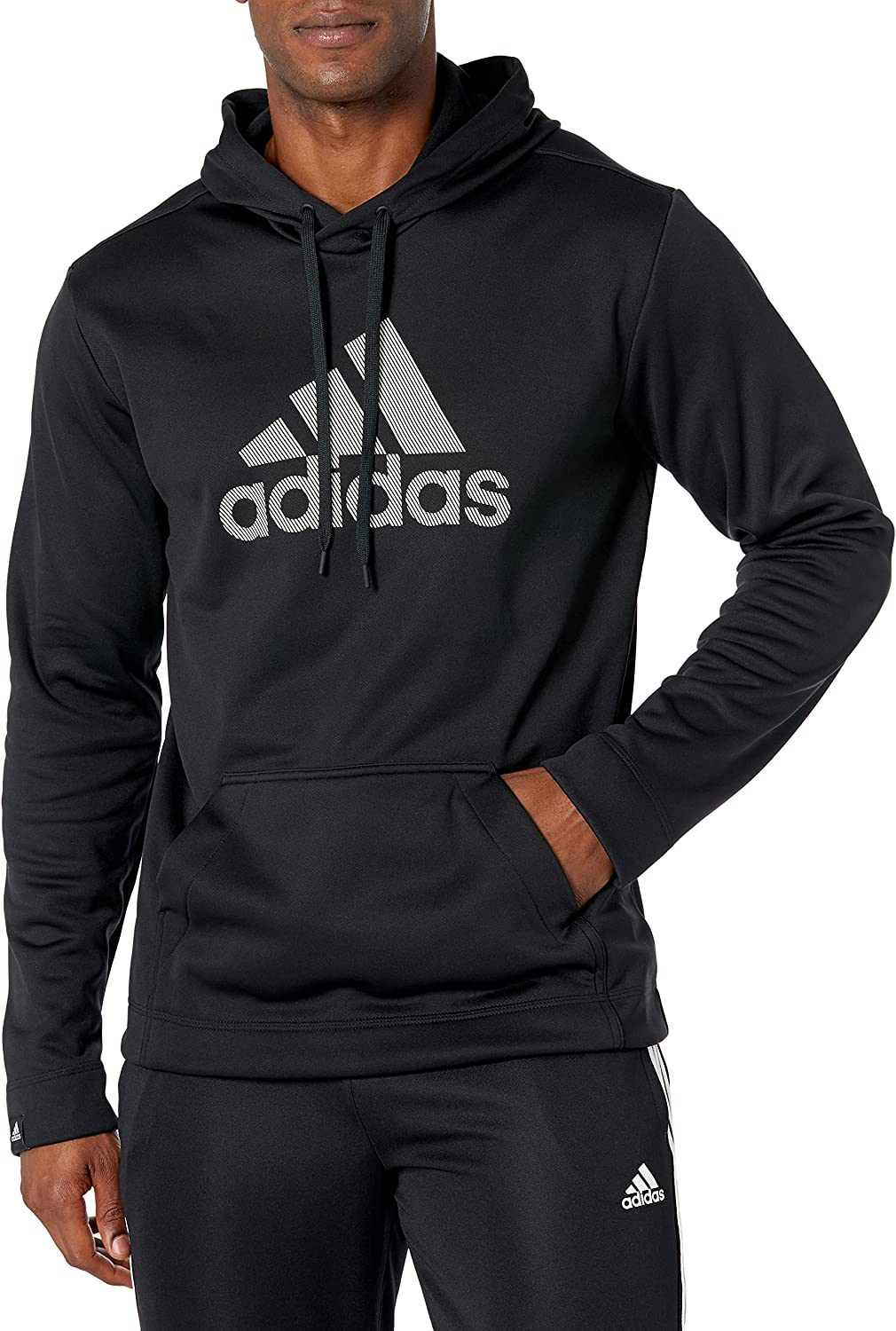 adidas Men's Game and Go Pullover Hoodie