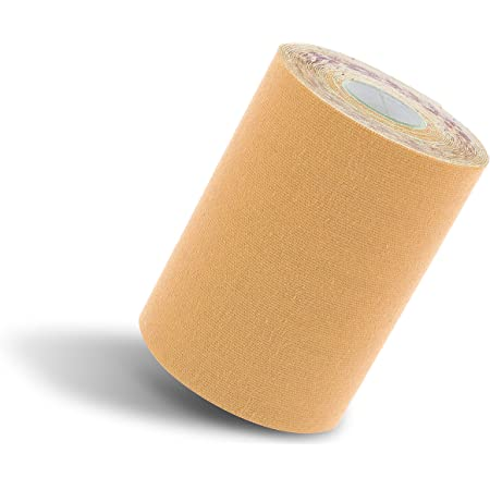 Kinesiology Tape Roll | Extra wide Kinesiology | Reduce Pain and Inflammation, Athletic Tape Preferred by Athletes, High-Grade Water-Resistant Material, Help Re-Train Muscles
