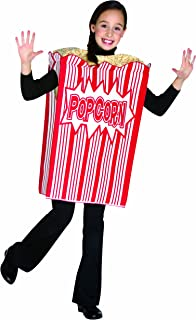 kids popcorn costume