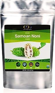 Noni Powder by Optimally Organic | Noni Supplement, Noni Extract, Morinda Citrifolia | Powerful Source of Enzymes, Fiber, ...