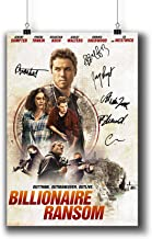 Pentagonwork Billionaire Ransom (2017) Movie Photo Poster Prints 980-001 Reprint Signed Casts,Wall Art Decor Gift (A4|8x12inch|21x29cm)
