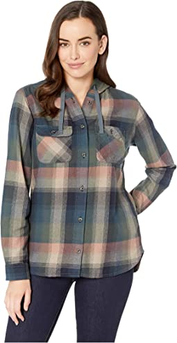 Beartooth Hooded Flannel Shirt