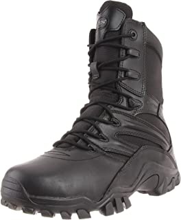Bates Men's Delta Side-Zip 8 Inch Uniform Boot
