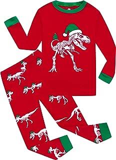 Best dinosaur christmas pajamas Reviews