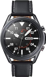 Samsung Galaxy Watch 3 (45mm, GPS, Bluetooth, Unlocked LTE), Mystic Black (US Version with Warranty)