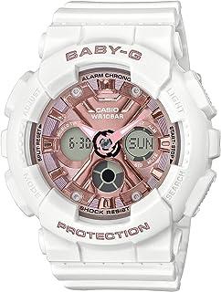 [カシオ] 腕時計 ベビージー BABY-G BA-130-7A1JF ホワイト