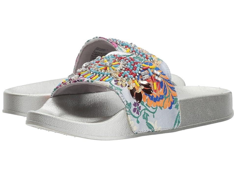 Steve Madden Kids Jsparkly (Little Kid/Big Kid) (Silver) Girls Shoes