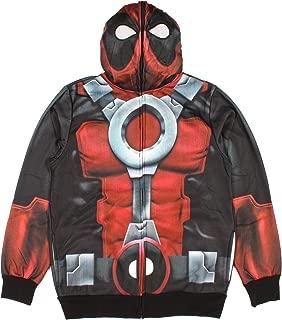 Deadpool Comics - Mr. Pool Costume Zip Hoodie