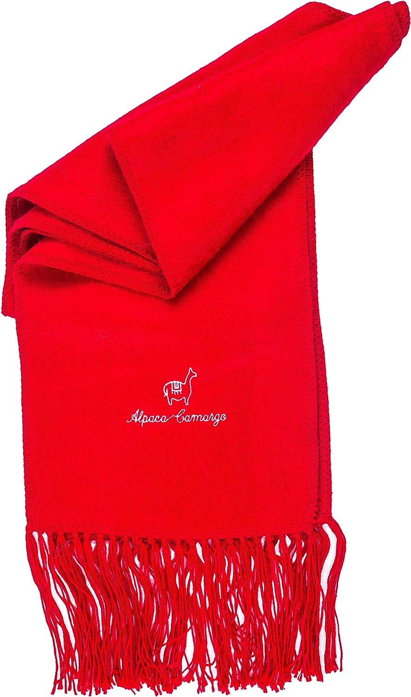 Gamboa Alpaca Scarf Alpaca Scarves - Warm and Soft Alpaca Scarf Men Alpaca Scarves Women