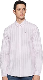 Tommy Hilfiger Men's Regular fit Casual Shirt