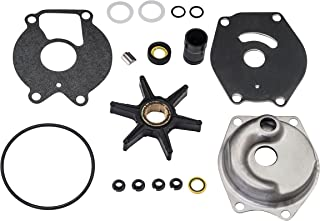 Quicksilver 99157T2 Upper Water Pump Repair Kit for Mercury BigFoot 4-Stroke Outboards