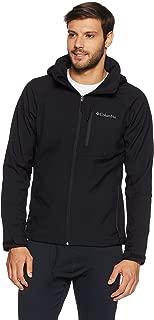 Columbia 男士 Cascade Ridge II 软壳羊毛衫
