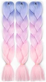 Best pastel pink hair bundles Reviews