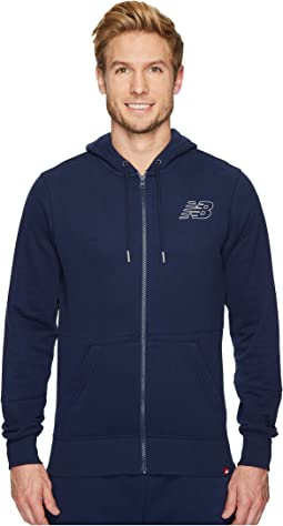 New Balance - Essentials FT Full Zip Hoodie