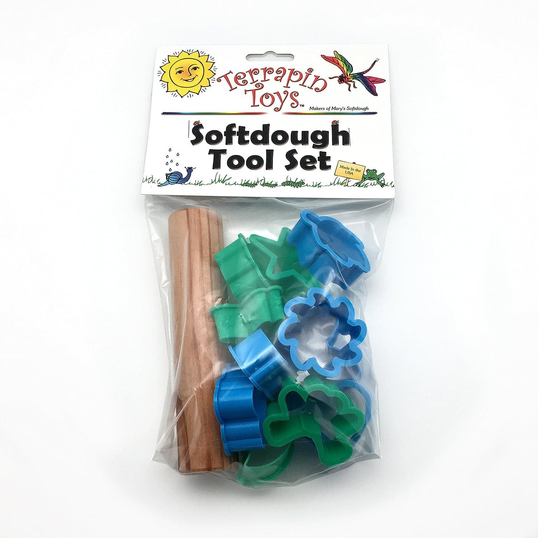 Mary's Soft Dough Tool Set