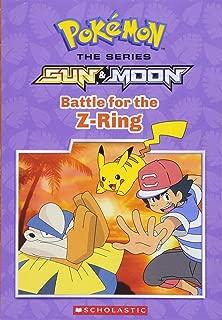 Battle for the Z-Ring (Pokémon: Alola Chapter Book #2)