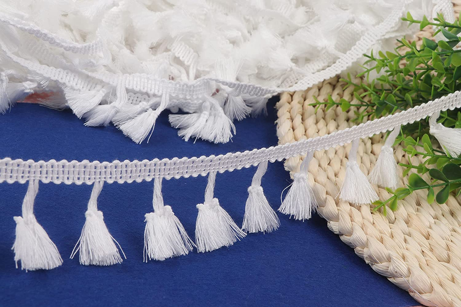 YYCRAFT 10 Yards Tassel online shopping Fringe Trim S Clothes Curtain Max 88% OFF Ribbon for