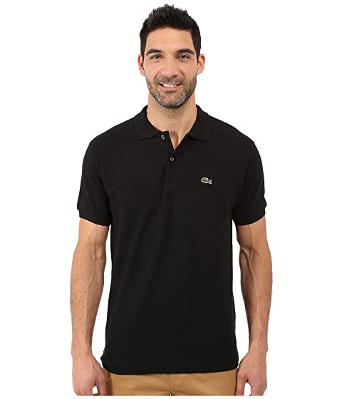 19f7a1816 Lacoste L1212 Classic Pique Polo Shirt at Zappos.com