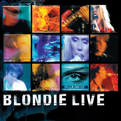 The Tide Is High Live By Blondie On Amazon Music Amazon Co Uk