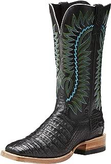 Men's Relentless Gold Buckle Western Boot